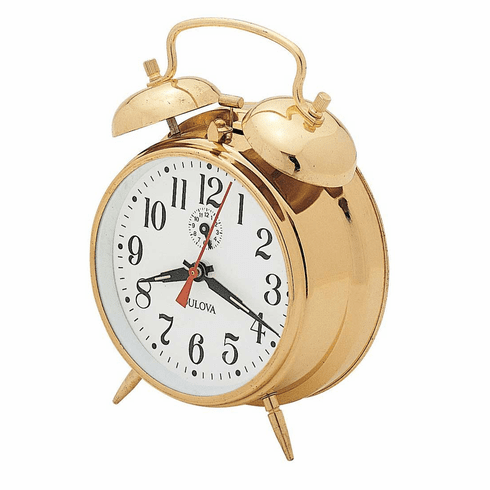 Bellman Alarm Clock by Bulova