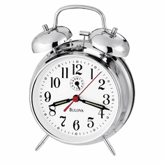 Bellman II Alarm Clock by Bulova