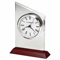Benton Table Clock by Howard Miller