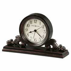 Bishop Quartz Mantel Clock by Howard Miller