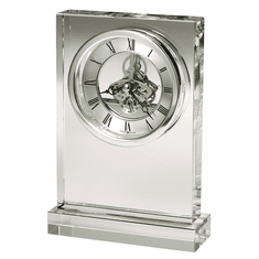 Brighton Table Clock by Howard Miller