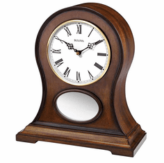Brookfield Bluetooth Enabled Mantel Clock by Bulova