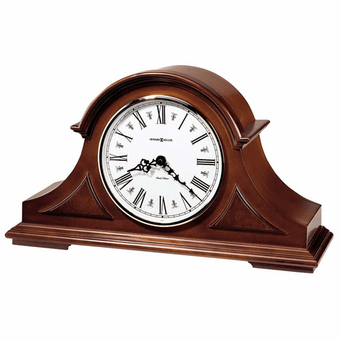 Burton II Quartz Mantel Clock  by Howard Miller