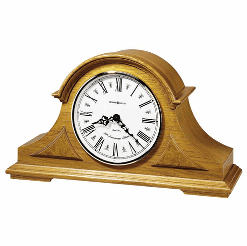Burton Quartz Mantel Clock by Howard Miller