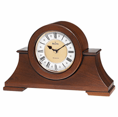 Cambria Mantel Clock by Bulova
