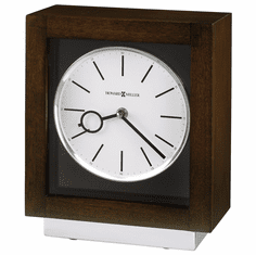 Cameron II Quartz Mantel Clock  by Howard Miller