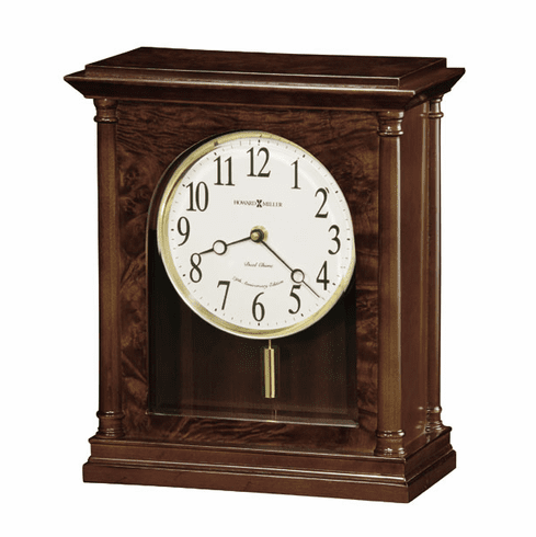 Candice Quartz Mantel Clock  by Howard Miller