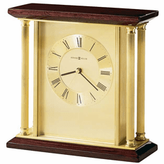 Carlton Quartz Mantel Clock by Howard Miller