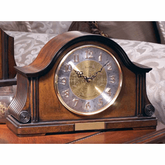 Chadbourne Mantel Clock by Bulova