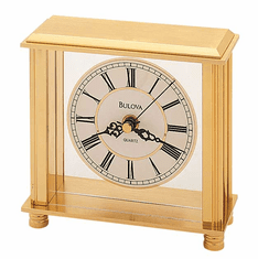 Cheryl Mantel Clock by Bulova