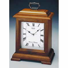 Chester Carriage Mantel Clock by Seiko