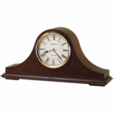 Christopher Quartz Mantel Clock  by Howard Miller