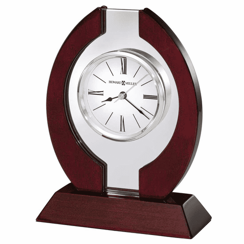Clarion Table Clock by Howard Miller
