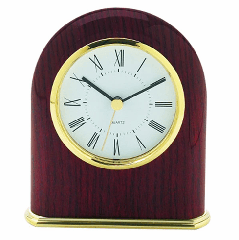 Classic Dome Mantel Clock by Chass