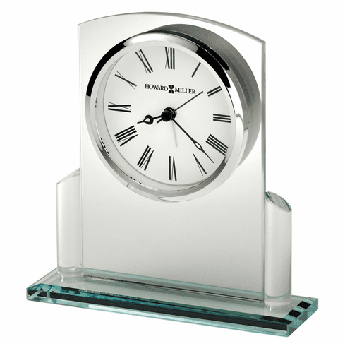Colton Quartz Alarm Clock by Howard Miller