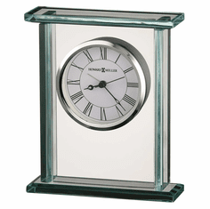 Cooper Alarm Mantel Clock by Howard Miller