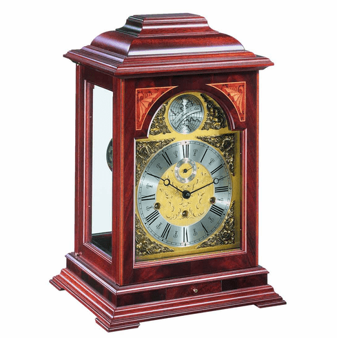 Cornell Mantel Clock by Hermle