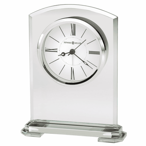 Corsica Alarm Table Clock by Howard Miller