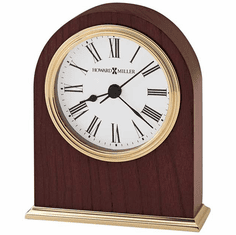 Craven Quartz Mantel Clock by Howard Miller