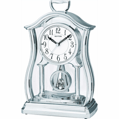 Crystal Mantel Clock by Rhythm