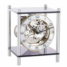 Cygnus Mantel Clock by Hermle