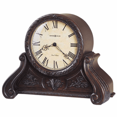 Cynthia Quartz Mantel Clock  by Howard Miller