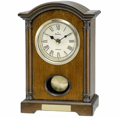 Dalton Mantel Clock by Bulova