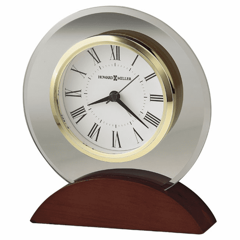 Dana Alarm Table Clock by Howard Miller