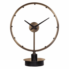 Davy Mantle Clock by Uttermost