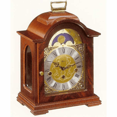 Debden Mantel Clock by Hermle