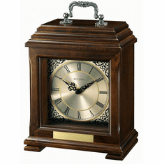 Document Mantel Clock by Bulova