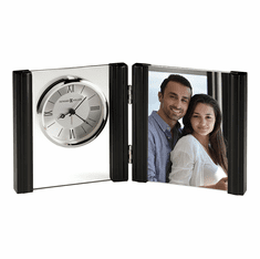 Donovan Picture Frame Alarm Clock by Howard Miller