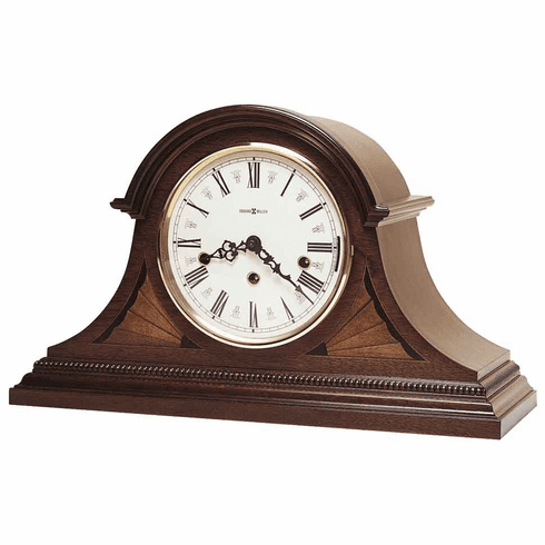 Downing Key Wound Mantel Clock by Howard Miller