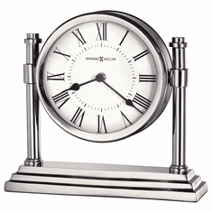 Drayson Quartz Mantel Clock by Howard Miller