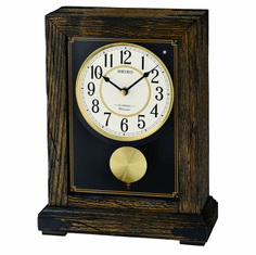 Drifter Mantel Clock by Seiko