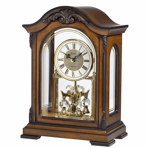 Durant Mantel Clock by Bulova