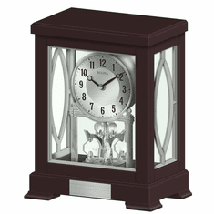Empire Mantel Clock by Bulova