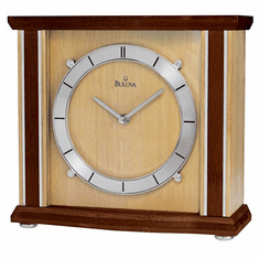 Emporia Mantel Clock by Bulova