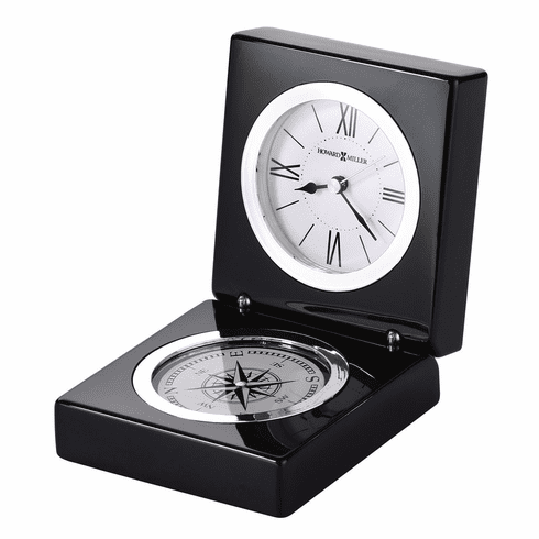 Endeavor Table Clock by Howard Miller