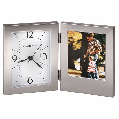 Envision Picture Frame Clock by Howard Miller