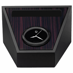 Executive Table Clock by Bulova