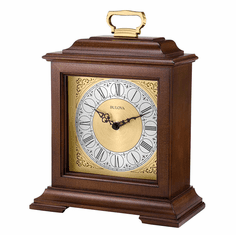 Exeter Mantel Clock by Bulova