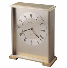 Exton Quartz Mantel Clock by Howard Miller