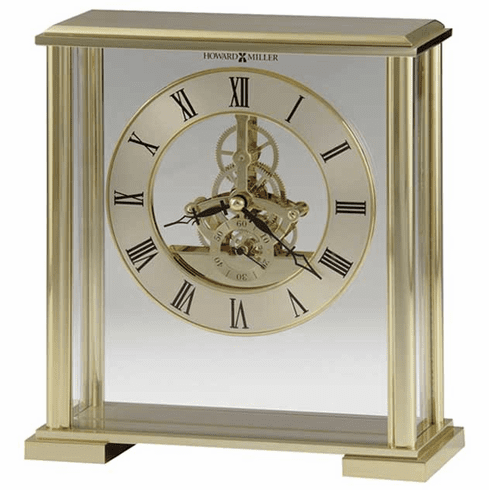 Fairview Quartz Mantel Clock by Howard Miller