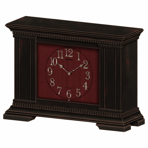 Fenwick Mantel Clock by Seiko