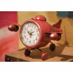 Flight Mantel Clock