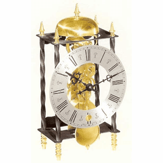 Galahad II Mantel Clock by Hermle