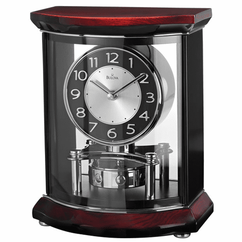 Gentry Quartz Mantel Clock by Bulova