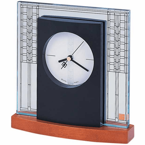Glasner House Mantel Clock by Bulova