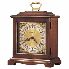 Graham Bracket III Quartz Mantel Clock  by Howard Miller